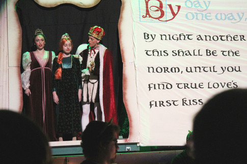 'Shrek The Musical,' Dec. 2017