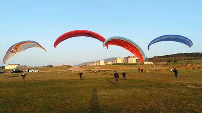 Deux ailes pour l'Algérie à Skikda – Février 2020