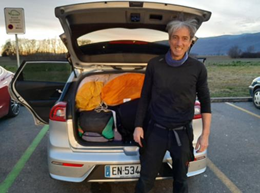 Important don de matériel de nos amis suisses – Février 2020