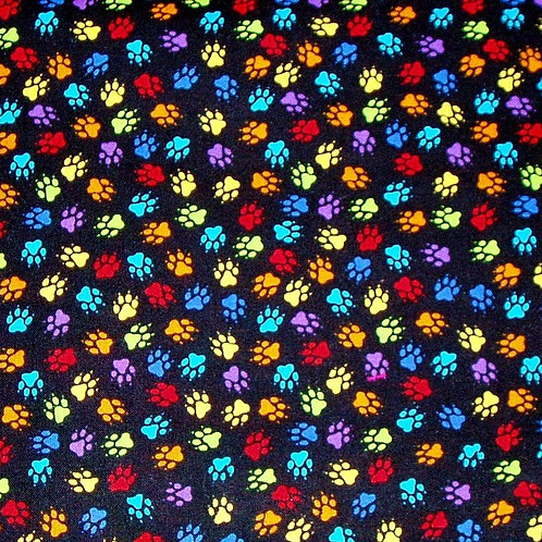 Colorful Paws Dog Diapers Panties Britches Nappies