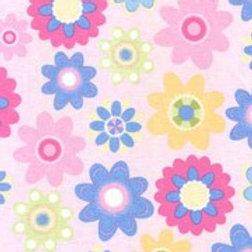 Pastel Pink Carnival Bloom Dog Diapers Original Quick Ship Dog Diapers Panties