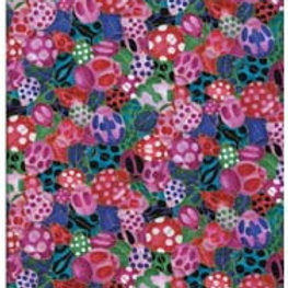 Pink Rainbow Ladybugs Quick Ship Dog Diapers Panties - Starting at $32