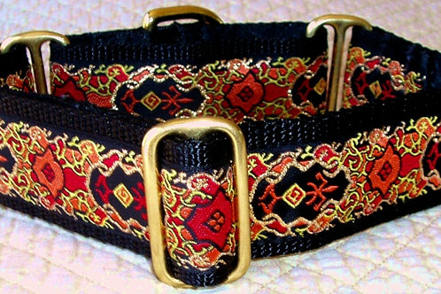 Supremacy Dog Collar (picture Supremacy lined w/velvet option) Starting at $30