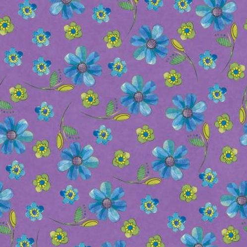 Purple Daisy Dance Custom Dog Diapers Panties Britches $32+