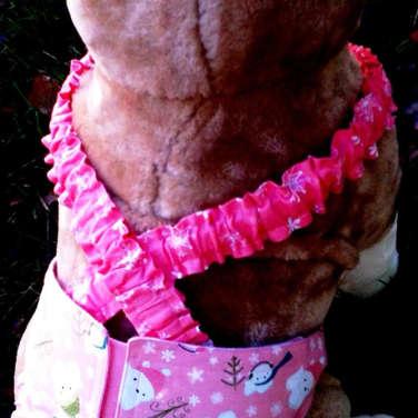 English Bulldog Diapers Panties Britches
