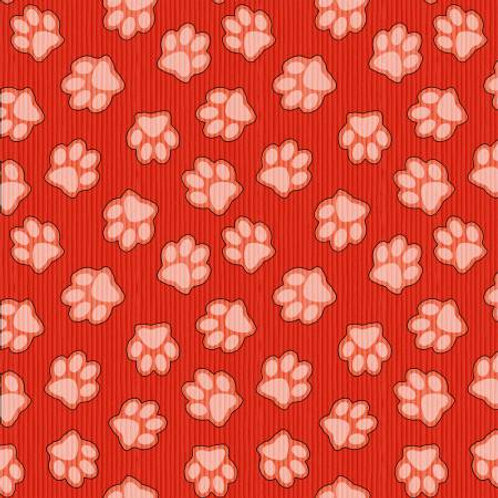 Red Paws Original Custom Dog Diapers Panties Britches