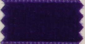 Purple Velvet Dog Leash