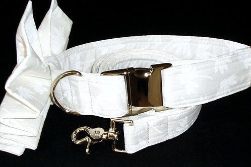 Wedding Dog Collar $25+
