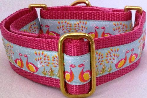 Love Flamingos Dog Collar starting $30