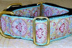 "1.5"" Medallion Dog Collar $30+"