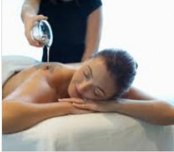 Warm Oil (Abhyanga) Massage