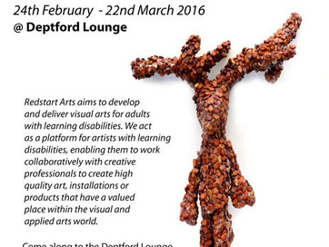 Come along to the Deptford Lounge from 24th Feb to see past projects including video installation, s
