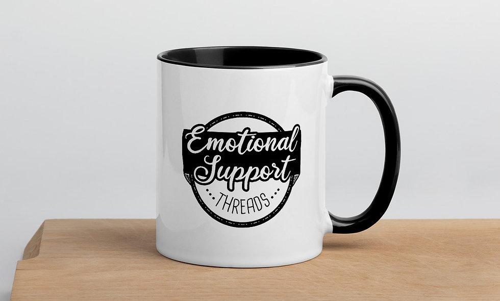 Branded Mug with Color Inside