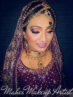 Indian Bride - Reception