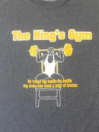 T-Shirt: King's Gym