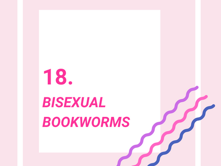 The Bisexual Agenda - Bisexual Bookworms