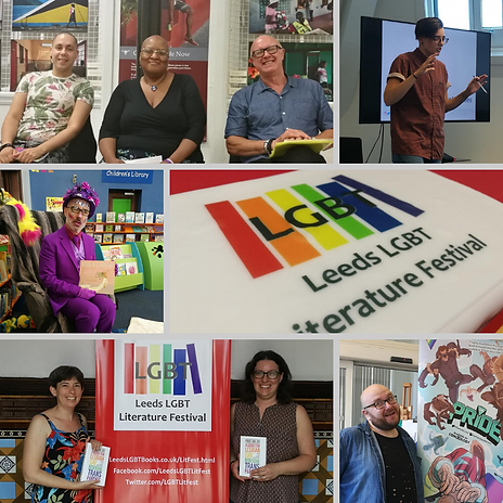 Leeds LGBT Lit Fest Picture Collection.p