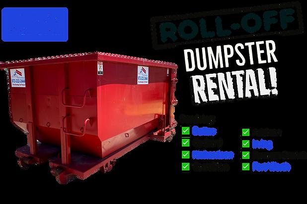 Dallas Dumpster Rental