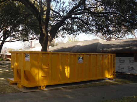 Why is S&H Waste Disposal the most popular dumpster rental service in Dallas/Fort Worth Metro Ar