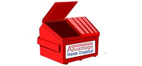 Dallas Front Load Dumpster Service | Advantage Waste ...