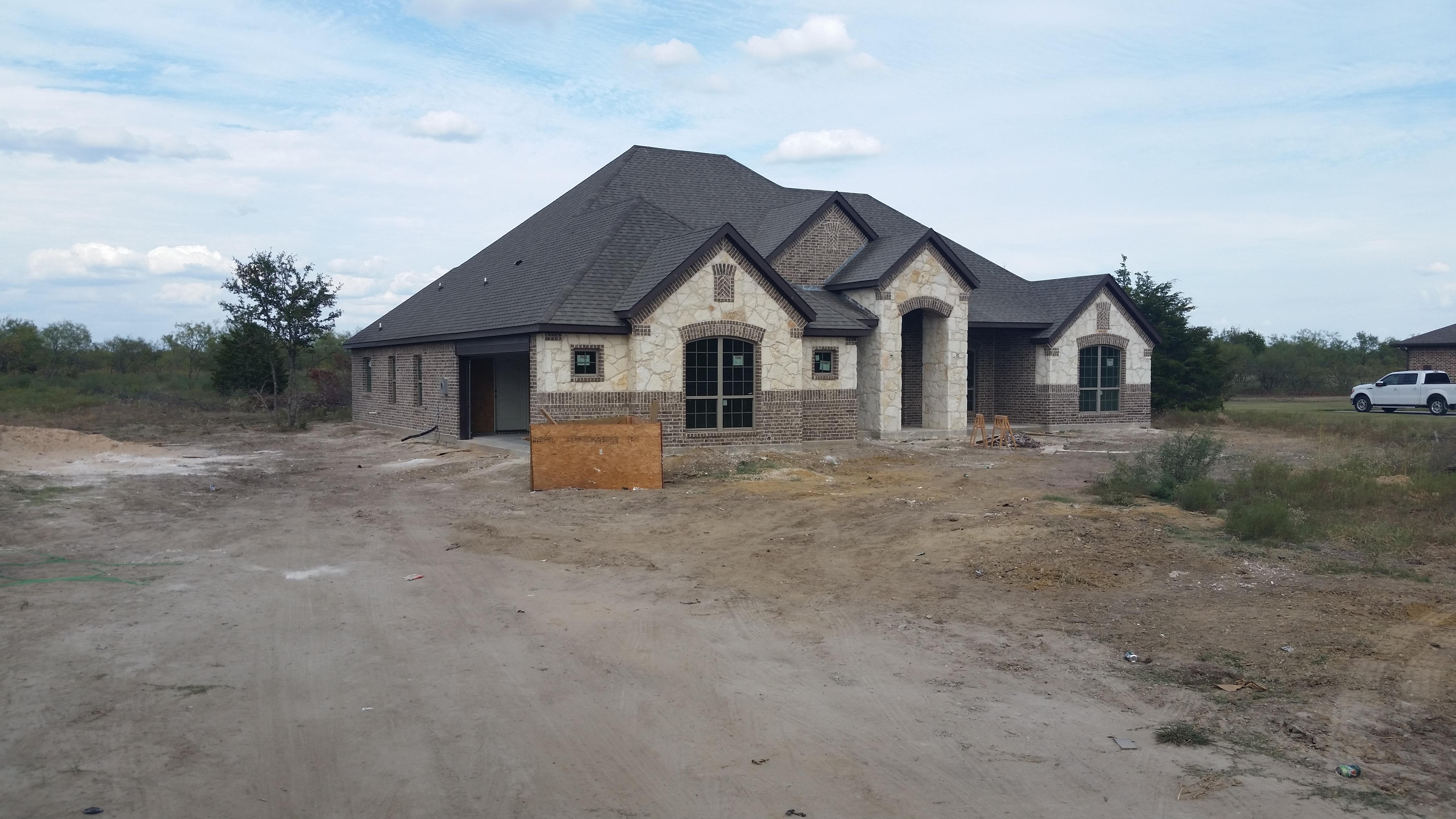 Texas Diamond Custom Homes