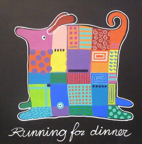 Running for dinner