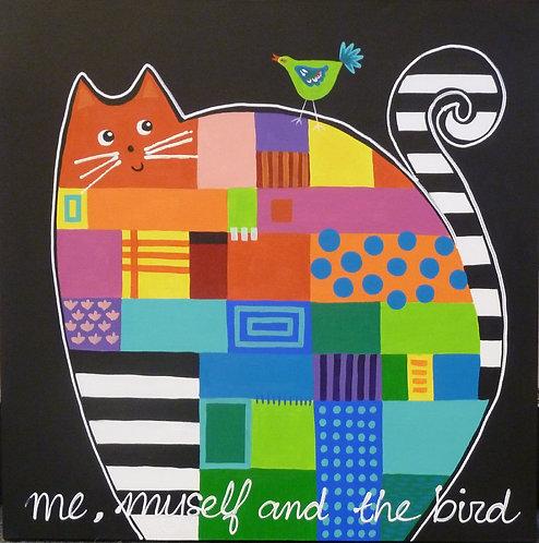Me myself and the bird