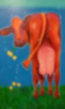 acryl op linnen 2011, 80 x 130