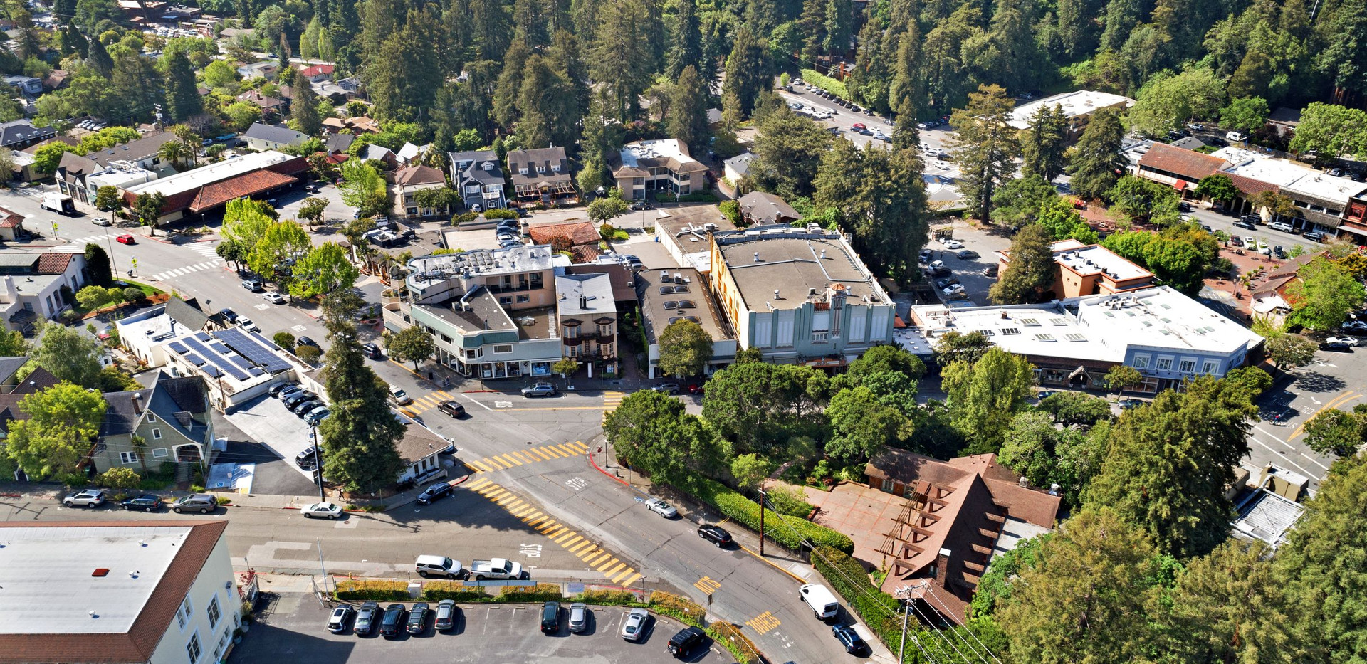 Playa Mill Valley- aftertec drone compan