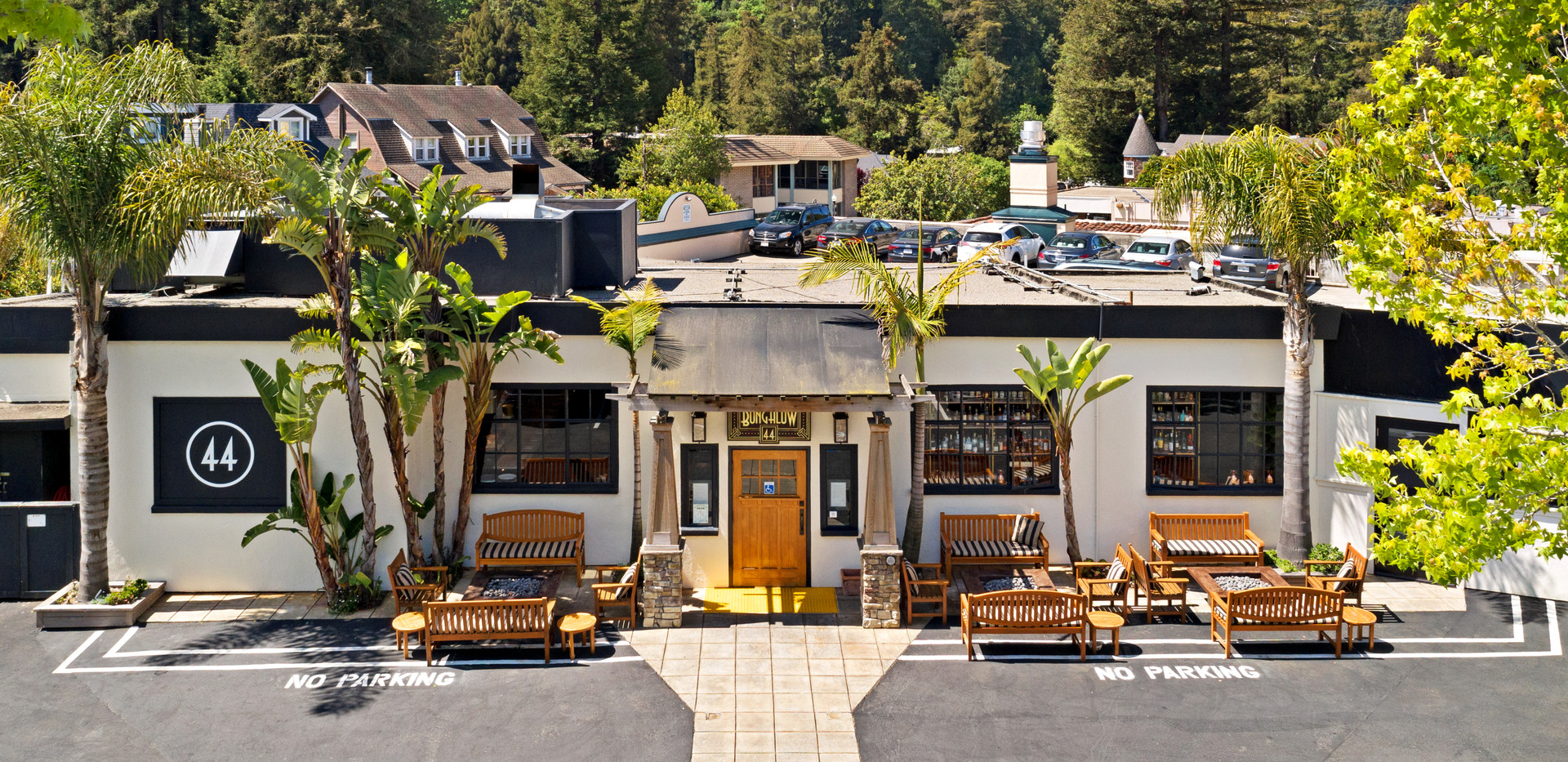 Bugalow 44 in Mill Valley