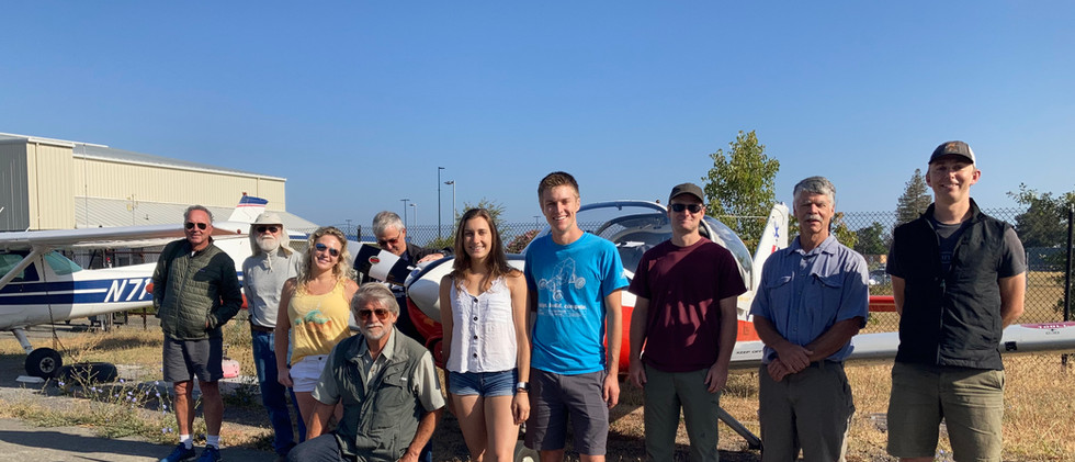 Dads Flyout to Garberville Pilots in front of North Coast Air3.jpeg
