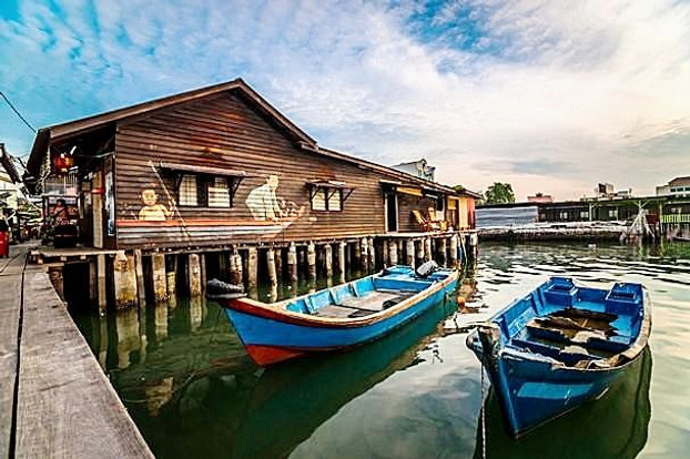 Chew Jetty 3d2n tour package
