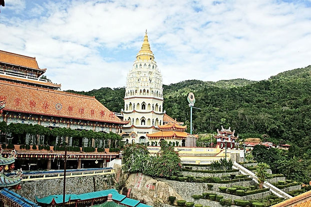Kek Lok Si Temple 3d2n tour package penang