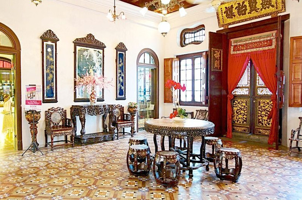 Peranakan Mansion 3d2n tour package