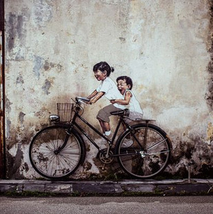 Penang Street art 3d2n tour package
