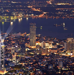 Penang city tour night tour package