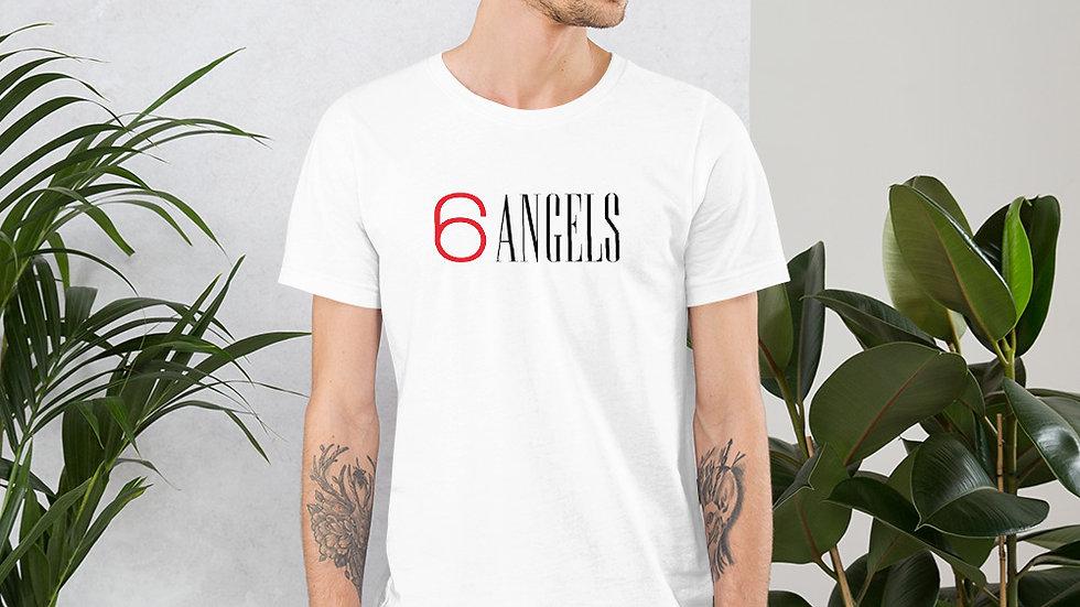 6 Angels Short-Sleeve Unisex T-Shirt