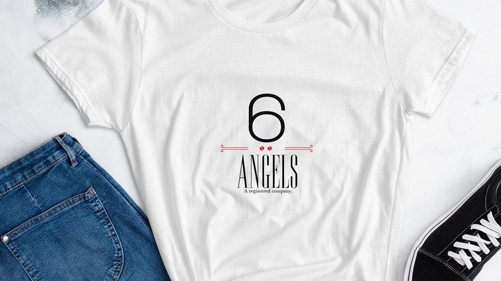 6 Angels Women's short sleeve t-shirt