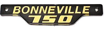 83-7317 - Bonneville 750 Side Cover Badge