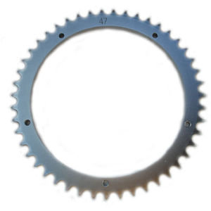 37-3747 - CONICAL REAR SPROCKET 47 TOOTH