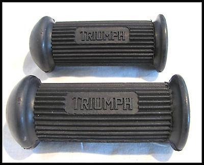 82-9279 -  Foot Peg Rubbers (pair) Triumph