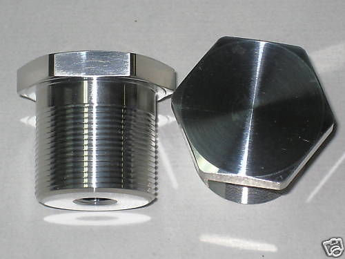 06-0345 - Fork Top Nut SS