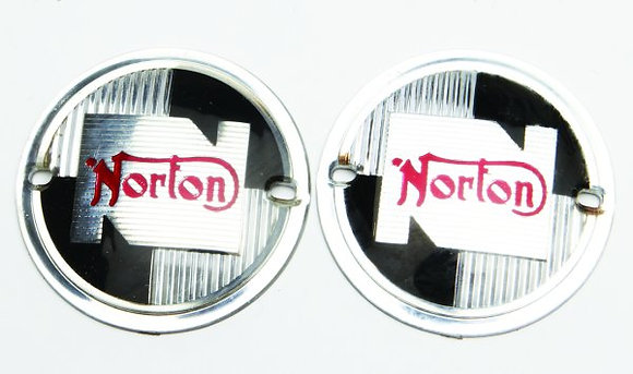 Norton Tank Badge NM25217