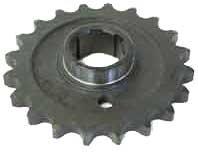 57-1569 - 350/500cc Gearbox Sprocket 20T