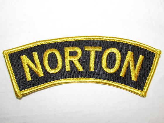 NORTON SHOULDER PATCH