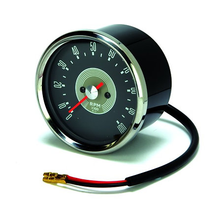 60-2396 - Tachometer Grey Early 4:1 Ratio