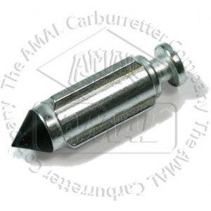 622-197AL - Aluminium Needle Valve with Viton Tip