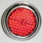 LU57124 - Red Reflector Round