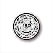 Triumph Fork Top Sticker 190cc
