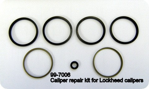 99-7006 - Caliper service and seal kit